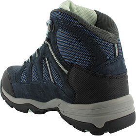 Hi-Tec Bandera II WP Shoes Women Cornflower/Sprout